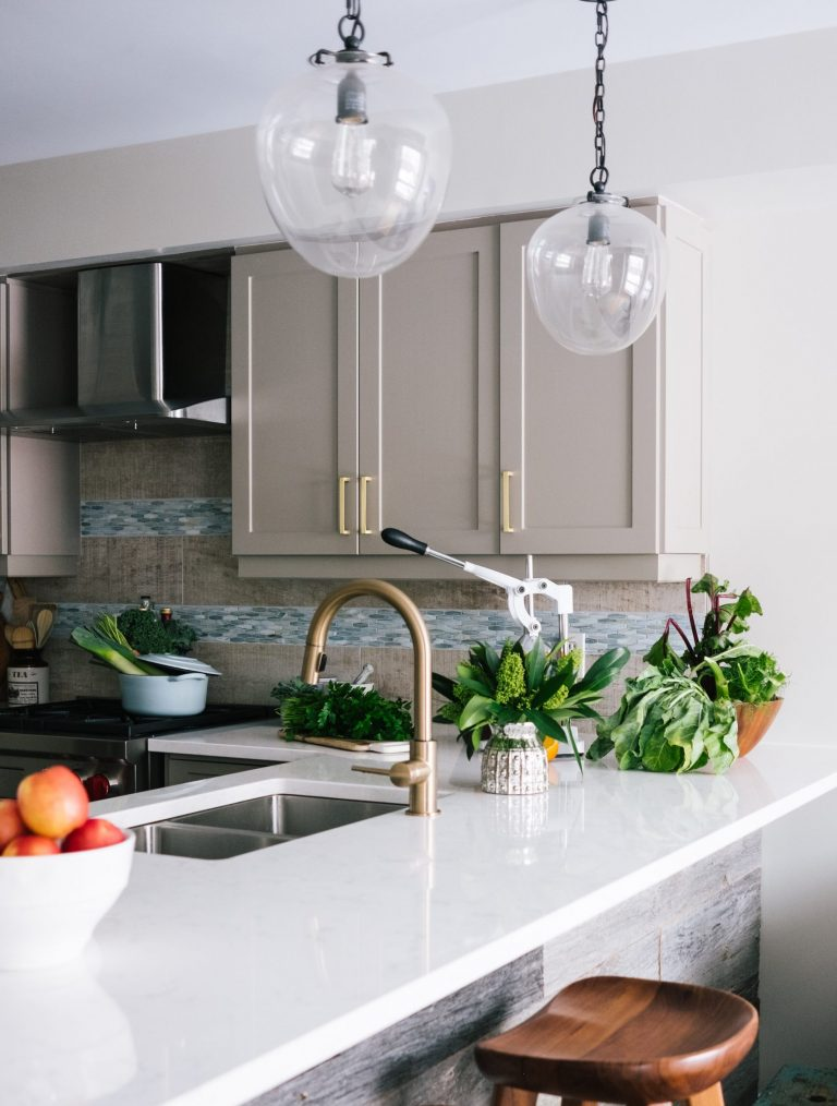 clean and organised kitchen